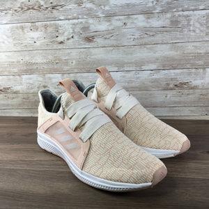 Adidas Edge Lux Ash Pearl Womens Size 9.5 NWT